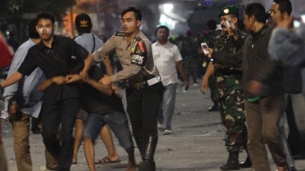 Polisi Sudah Kantongi Identitas Dalang Dibalik Kerusuhan di Penjaringan