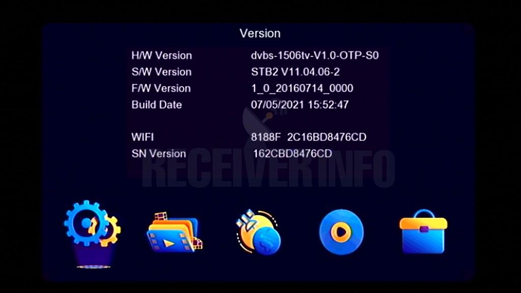 506TV BUILT-IN WIFI NEOSAT NS-1506 HD NEW SOFTWARE 2021 UPDATE