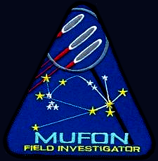 MUFON Patch