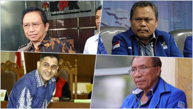 Selain Moeldoko, Ini 4 Orang Lain Yang Diduga Jadi Dalang Kudeta Demokrat