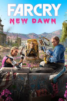 Capa do Far Cry New Dawn