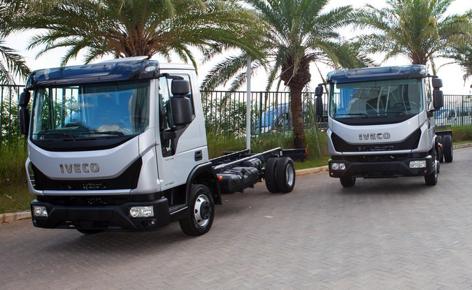 Motores FPT NEF equipam os novos Iveco Tector de 9 e 11 toneladas