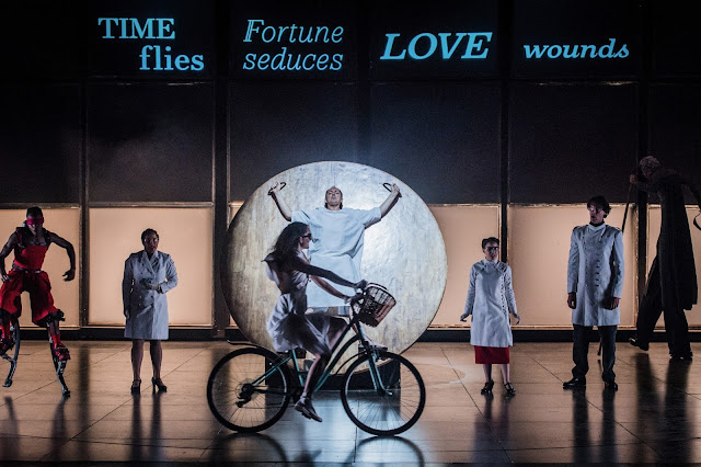 Monteverdi: Il ritorno d'Ulisse in patria - The Grange Festival - (photo Robert Workman)
