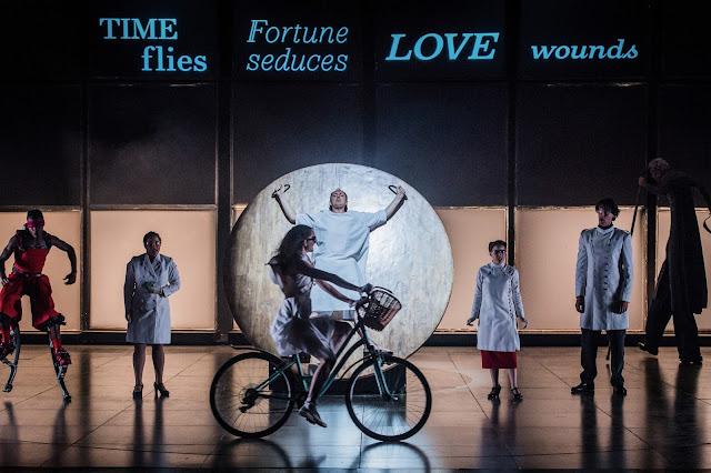 Monteverdi: Il ritorno d'Ulisse in patria - The Grange Festival - (photo Robert Workman)