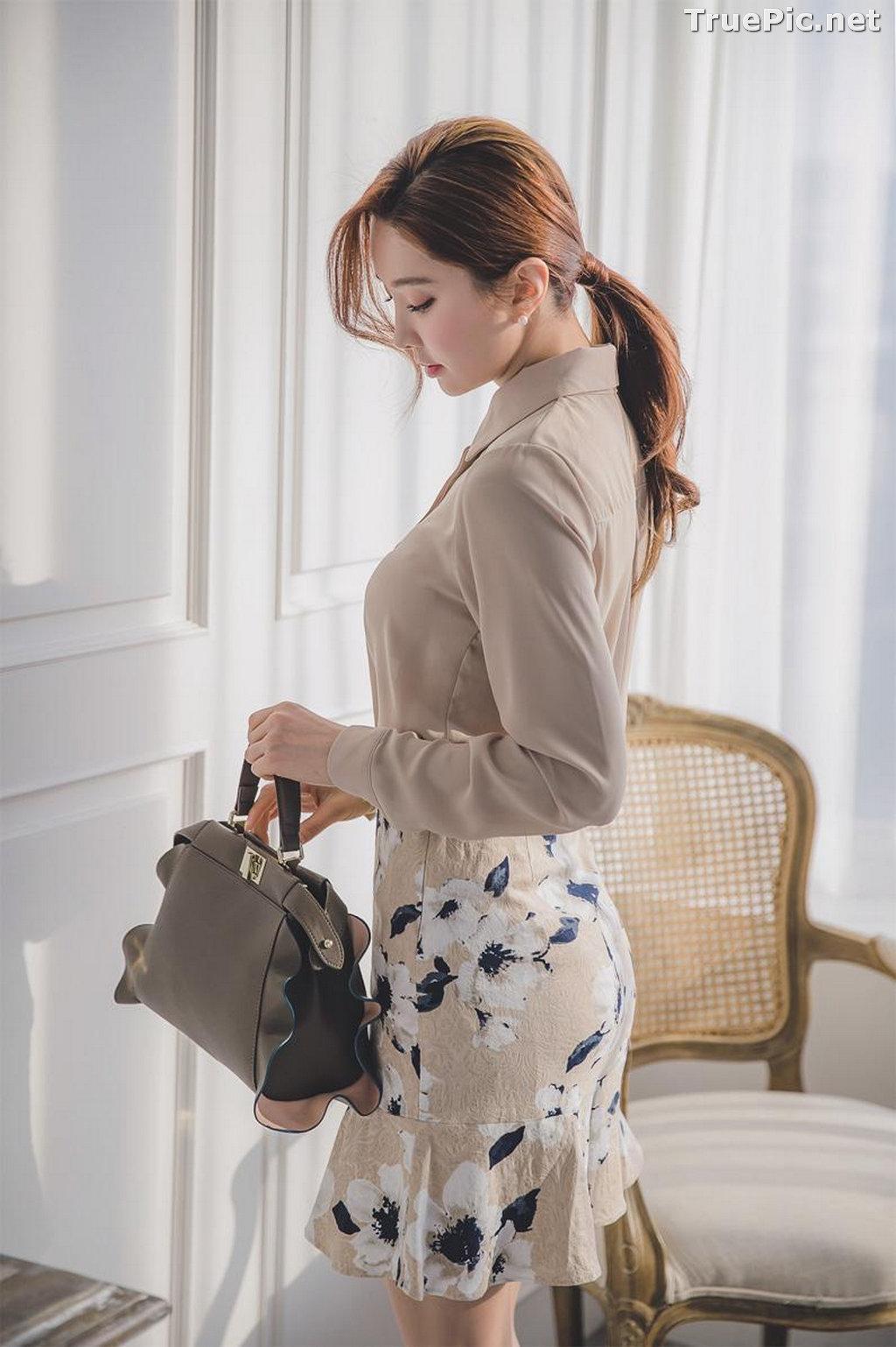Image Korean Beautiful Model – Park Soo Yeon – Fashion Photography #8 - TruePic.net - Picture-3
