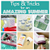 12 Tips & Tricks for an Amazing Summer