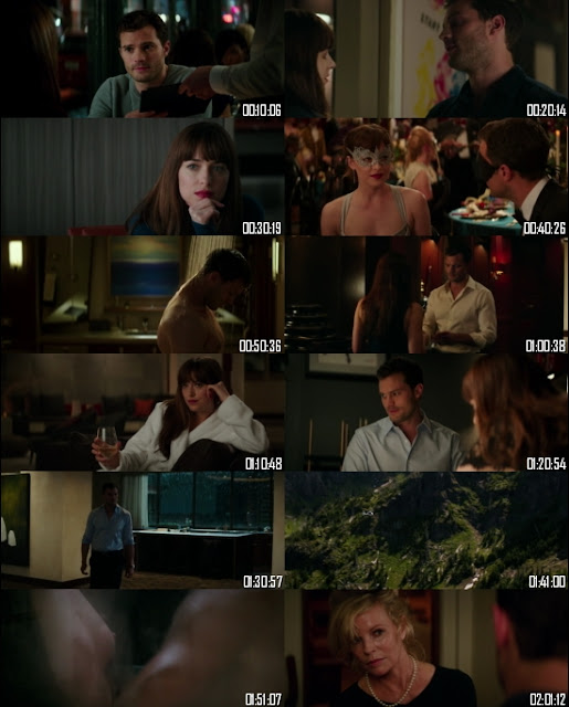 Fifty Shades Darker 2017 UNRATED Dual Audio Hindi 720p 480p BluRay Download