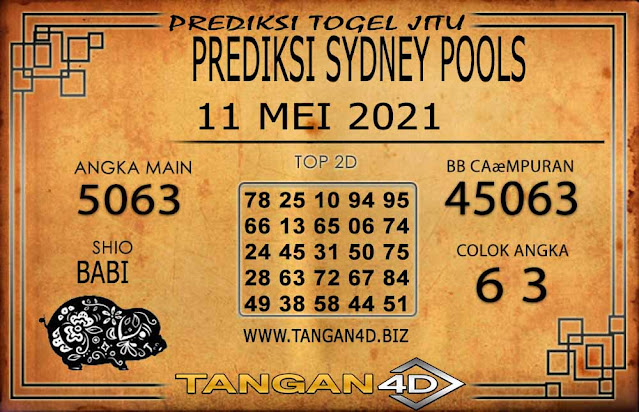 PREDIKSI TOGEL SYDNEY TANGAN4D 11 MEI 2021