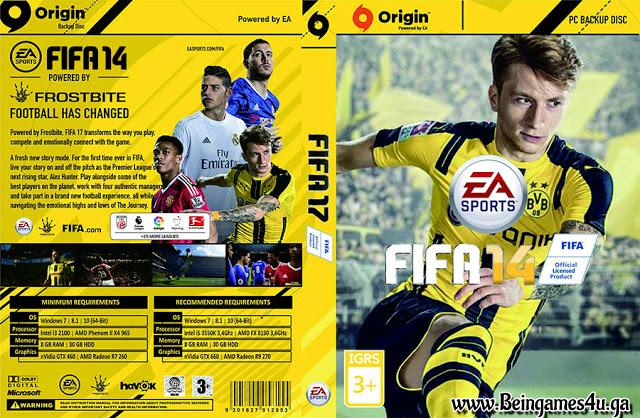اقوي وافضل باتش لتحويل FIFA 14 لFIFA 17 بأخر الانتقالات
