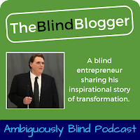 Maxwell Ivey - Ambiguously Blind Podcast