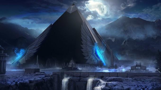 Ficção Científica Pirâmide