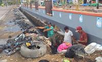 Sempat Teriak Allahu Akbar, Petugas Kebersihan Pasar Amahami Meninggal Saat Bersihkan Gorong-Gorong