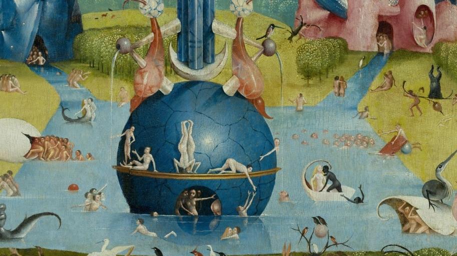 Hieronymus Bosch Maallisten Ilojen Puutarha