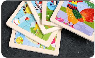 Kinderpuzzle ea-onlineshop.de Holzpuzzle Puzzle Kids