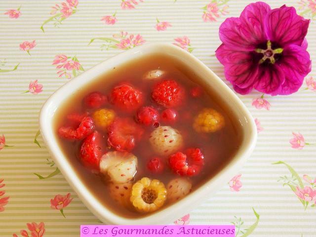 Comment cuisiner les fruits rouges ?