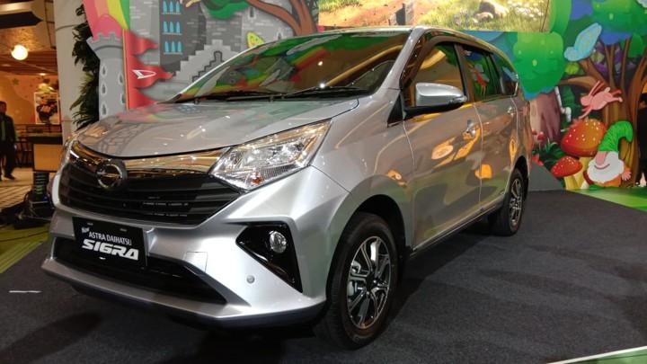 Harga Daihatsu Sigra 2020