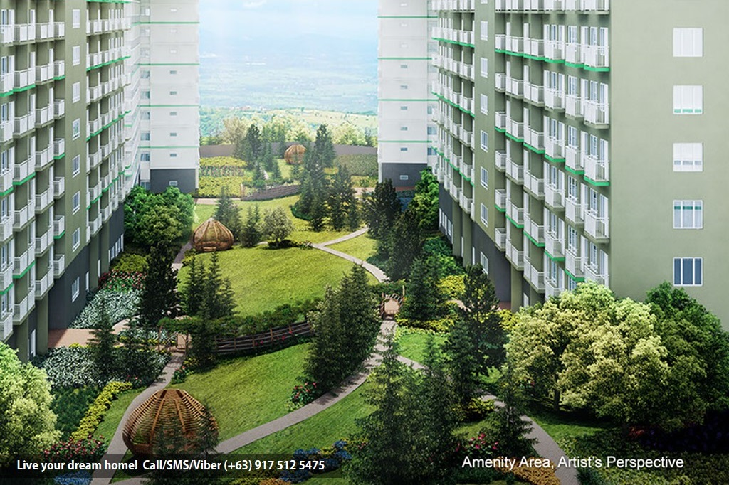 SMDC Cool Suites Residences - 1 Bedroom End Unit With Balcony | Condominium for Sale Tagaytay Cavite