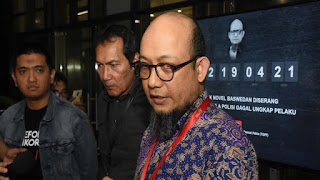 Penyidik SeniorKPK, Novel Baswedan