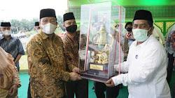 MTQ ke-52 Tingkat Kabupaten Asahan Resmi Ditutup, Tanjung Balai Juara Umum