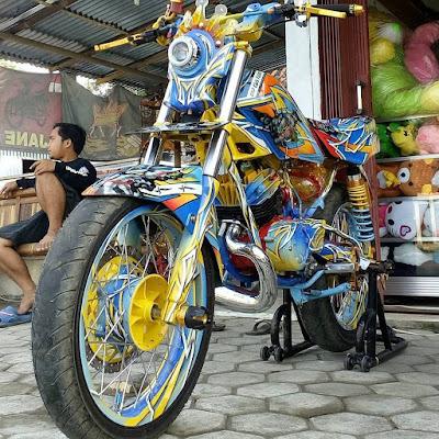 Gambar Motor Yamaha Rx King Kontes Hobi Rx King