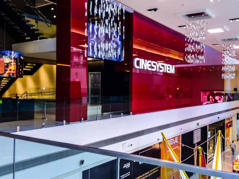 Cinesystem anuncia fechamento temporário de suas salas