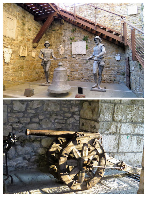 What to see in Trieste Italy: Museo del Castello di San Gusto