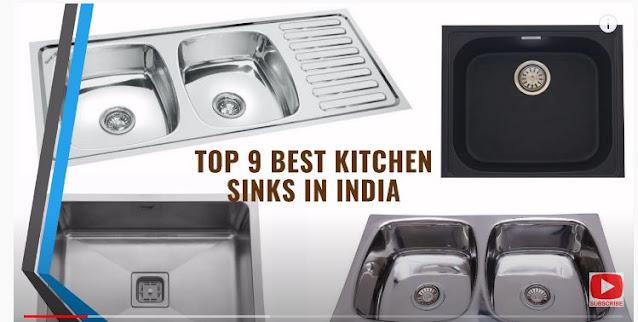 Top Best Kitchen sink in India