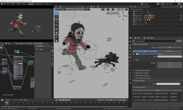 برنامج اكثر من رائع لتصميم العاب 3D بعد تحديثه الاخير