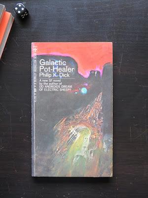 Galactic Pot-Healer, Berkley Medaillon X1705