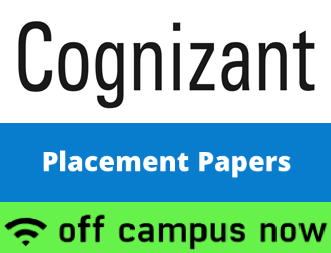CTS Placement Papers