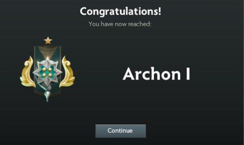 archon medal dota 2