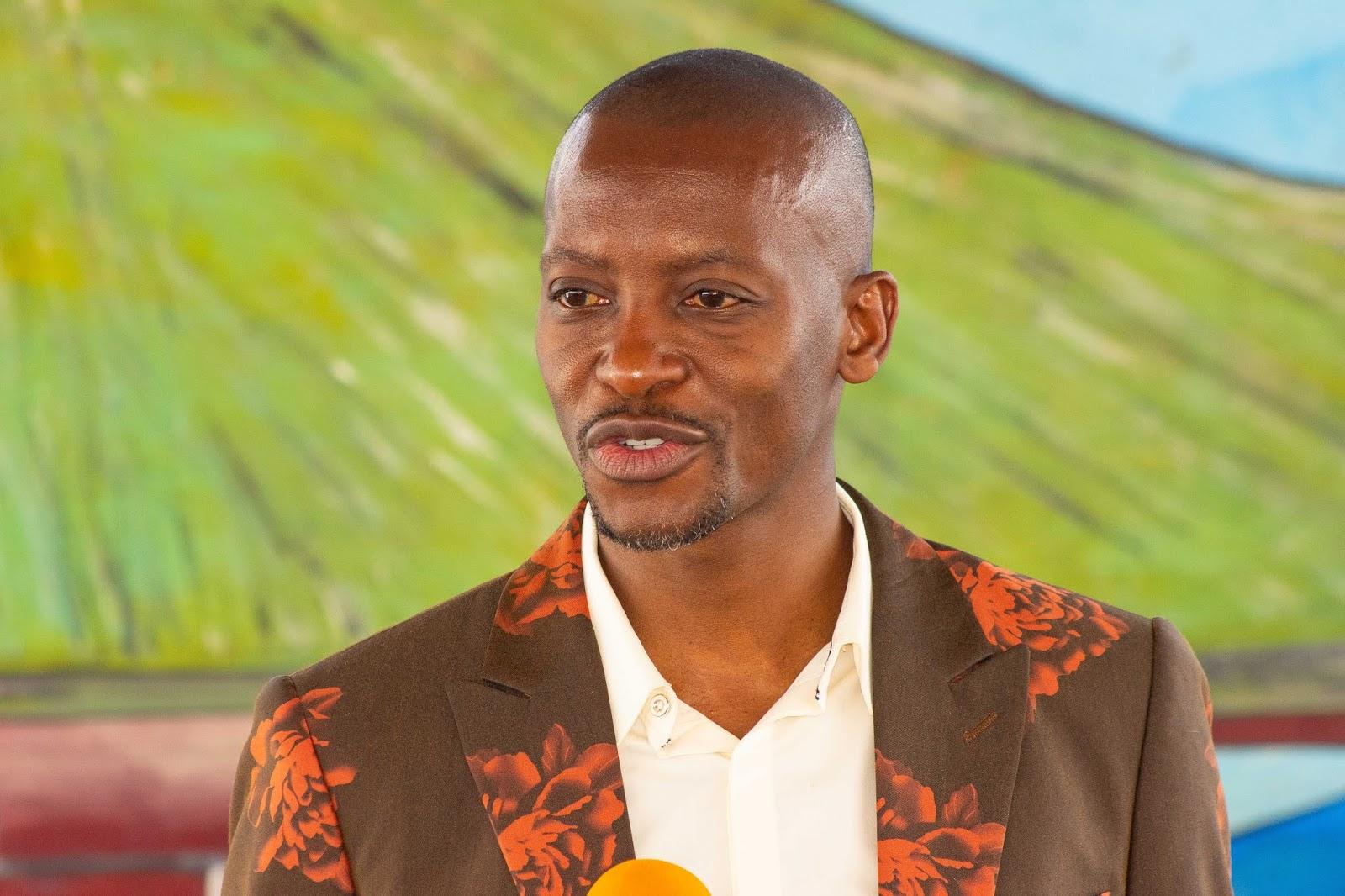 Prophet Brian Mundopa Traces History - This Is How I Met Bishop Pride Sibiya
