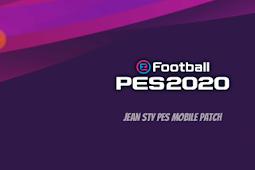 PATCH 3.3.1 PES 2019 MOBILE [NON-ROOT] MOD PRO EVOLUTION PES 2020