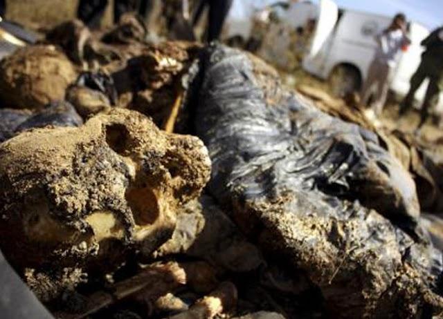 Aterrador la cantidad de desaparecidos en México