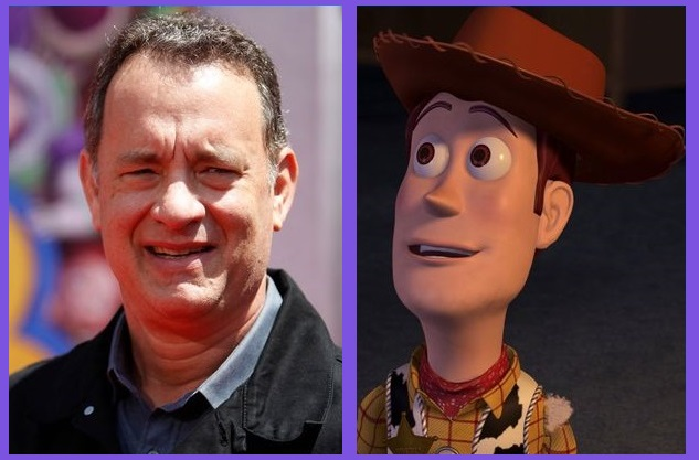 What the Toy Story cast looks like in real life