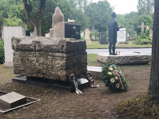 Ferenczy Bénire és Ferenczy Noémire emlékezett a Nemzeti Örökség Intézete