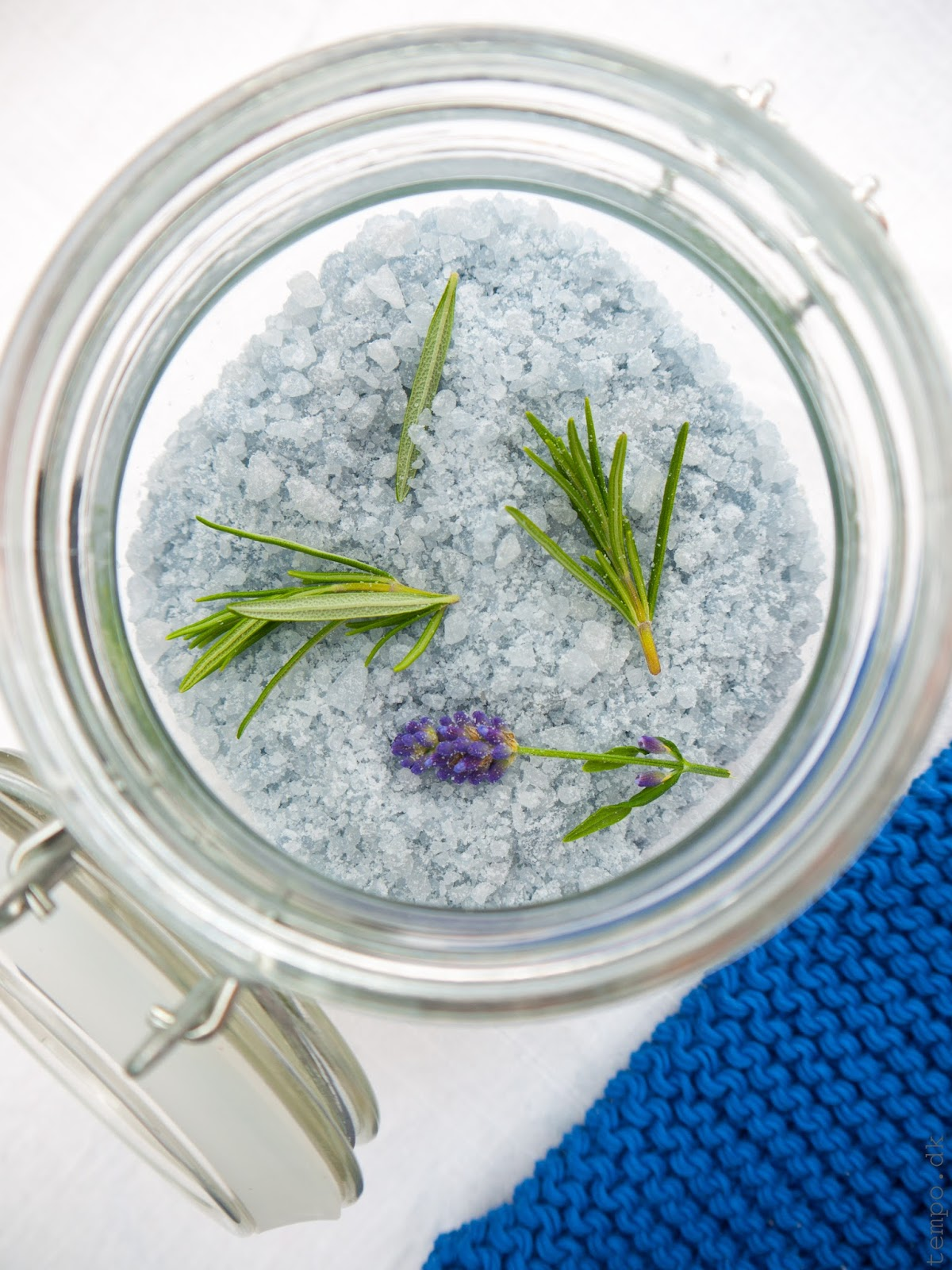 badesalt diy bath salt recipe