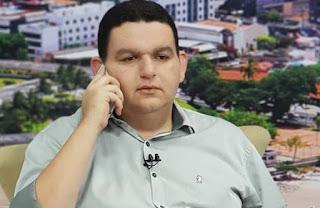 Fabiano Gomes passa por audiência de custódia e é levado para PB1