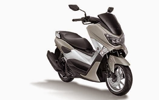 Spesifikasi dan Harga Yamaha NMAX 150