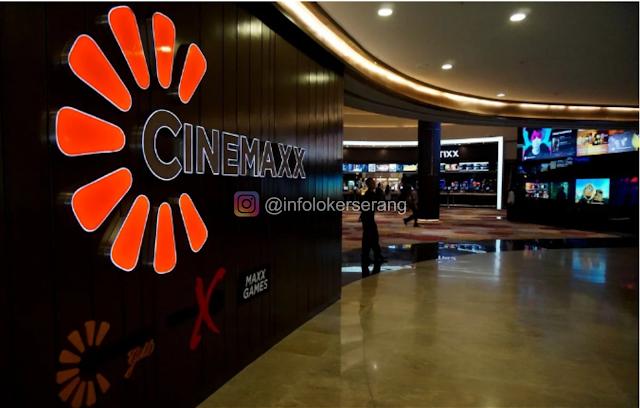 Lowongan Kerja Cinemaxx Mall Of Serang