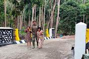 Akses Jalan Di Lokasi TMMD,  Memberi Efek Semangat Belajar Bagi Anak-anak Tola
