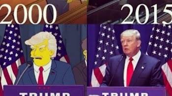 ΤΡΕΛΗ ΣΥΜΠΤΩΣΗ; Οι Simpsons είχαν προβλέψει προεδρία Τραμπ πριν από… 16 χρόνια!