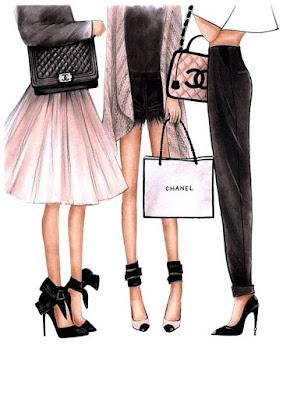 Haute Couture - nagłówek - Francuski przy kawie