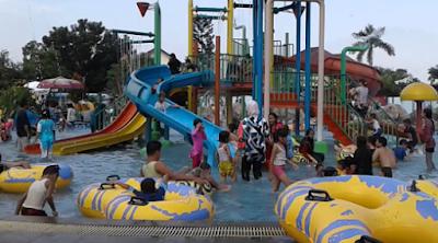 Bumi Asri Water Boom, Kolam Renang Di Kota Medan, Kolam Renang Di Medan