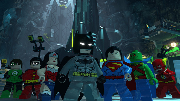 Download LEGO Batman 3 Beyond Gotham Torrent PC