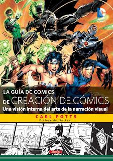 Guía DC de creación de comics