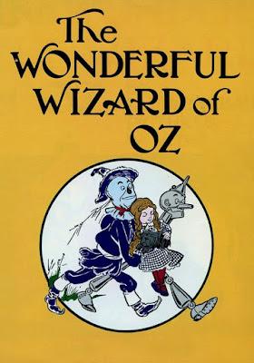 Póster Película El maravilloso Mago de Oz - 1910
