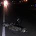 SÁENZ PEÑA - RUTA 95 Y CALLE 27: UN MOTOCICLISTA HERIDO EN ACCIDENTE DE TRÁNSITO