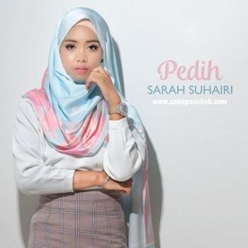 Lirik Lagu: Pedih - Sarah Suhairi