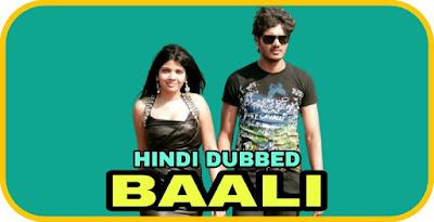 Baali Hindi Dubbed Movie